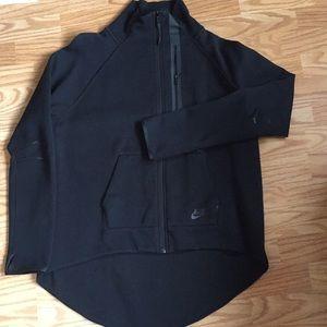 Nike tech pack high low sweatshirt